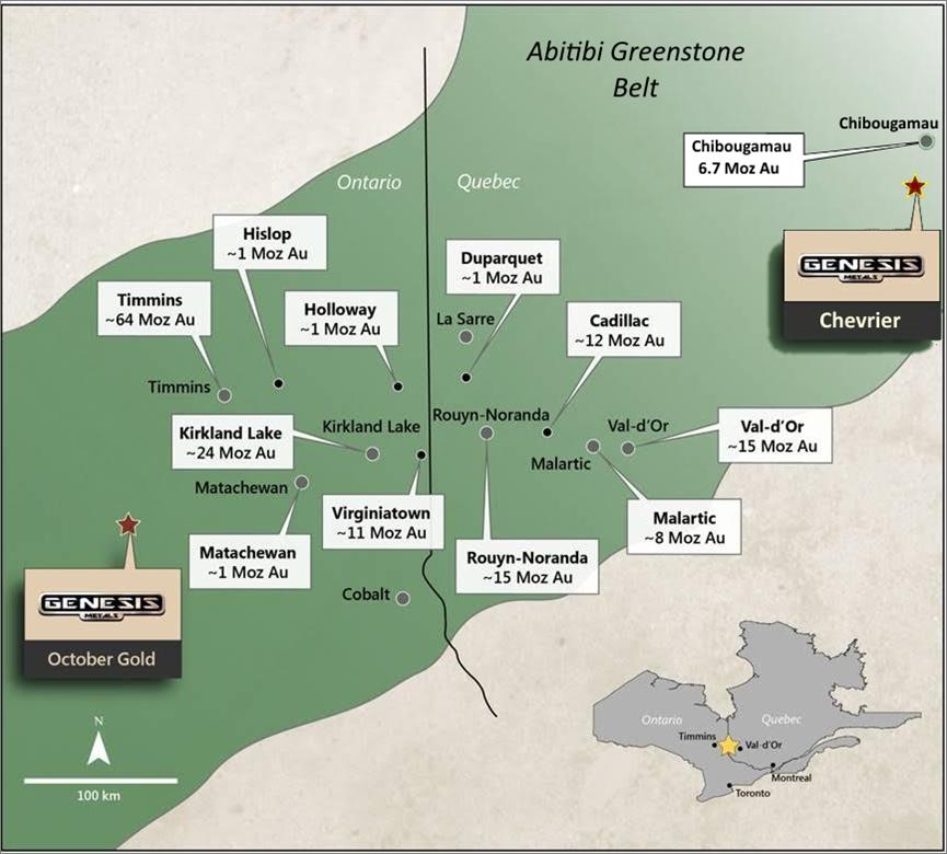 Abitibi Greenstone Belt