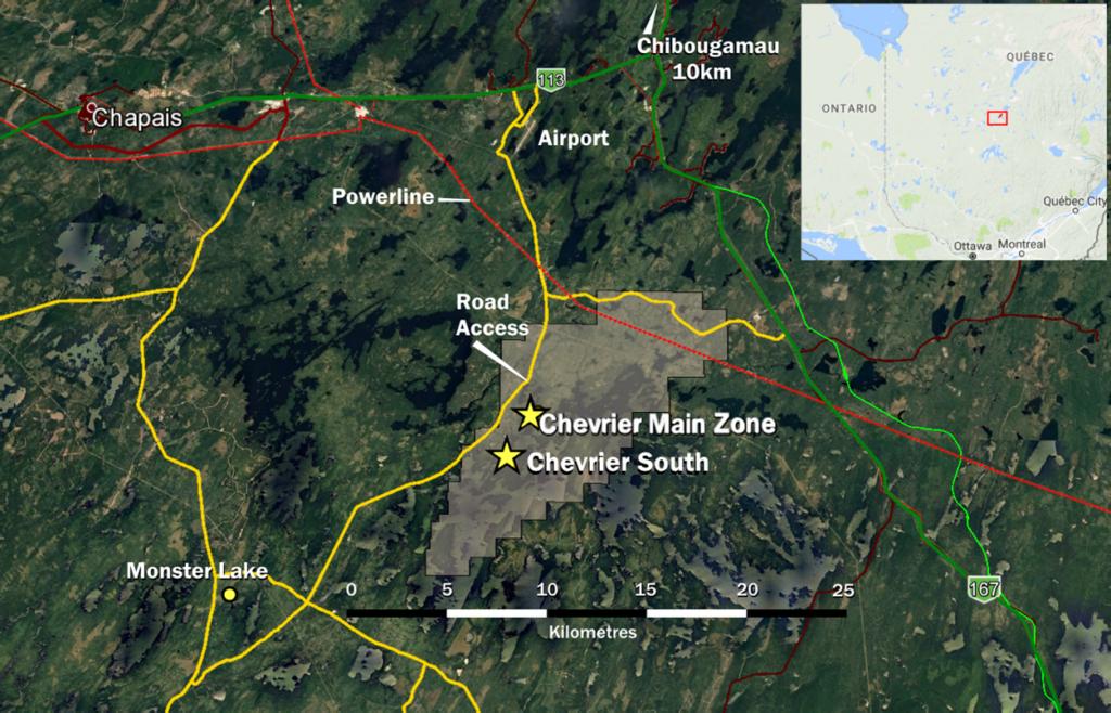 Quebec Infrastructure