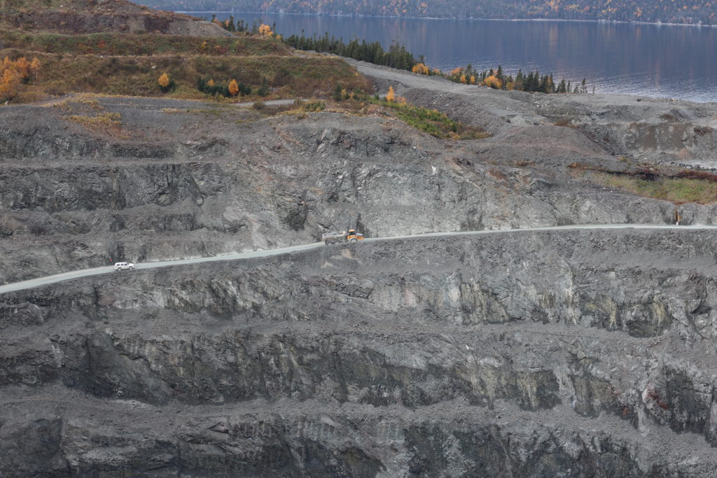 Pine Cove Open Pit Mine
