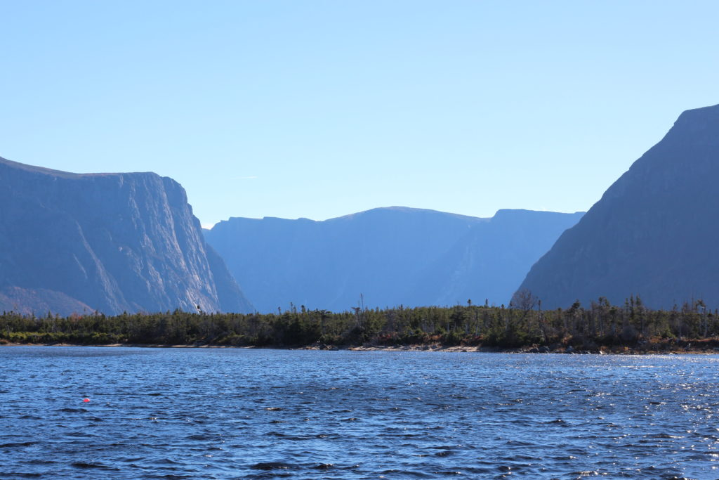 Gros Morne's West Brook Trail