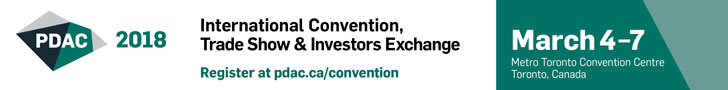 PDAC Convention 2018