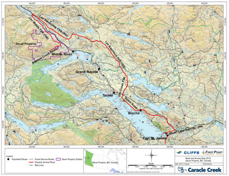 BC Map Decar