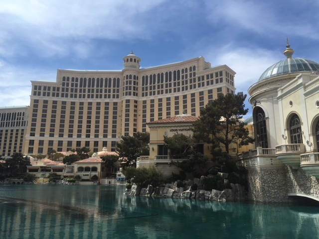 View of the Bellagio